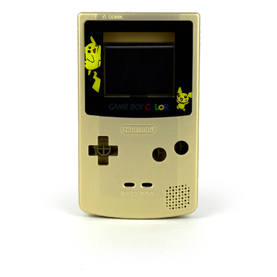 Game Boy Color Replacement Shell - Chinpokomon