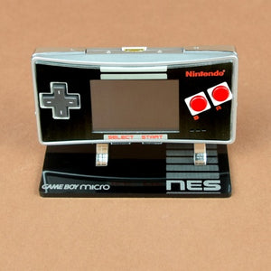 NES Special Edition Game Boy Micro Display Stand
