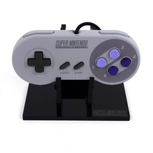 Load image into Gallery viewer, Super Nintendo SNES Controller Display Stands
