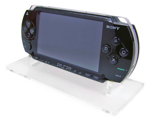 PSP-2000 or 3000 PlayStation Portable Display Stand
