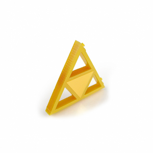 Game Boy Micro Faceplate Remover - Triforce