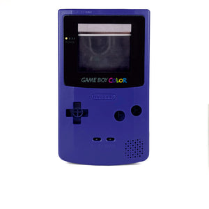 Game Boy Color Replacement Shell - Grape Ape
