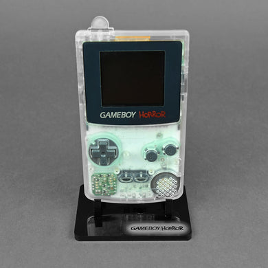 Game Boy Horror Display Stand