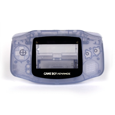 Game Boy Advance Replacement Shell - Iceberg