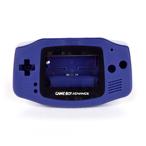 Game Boy Advance Replacement Shell - Indigo-go