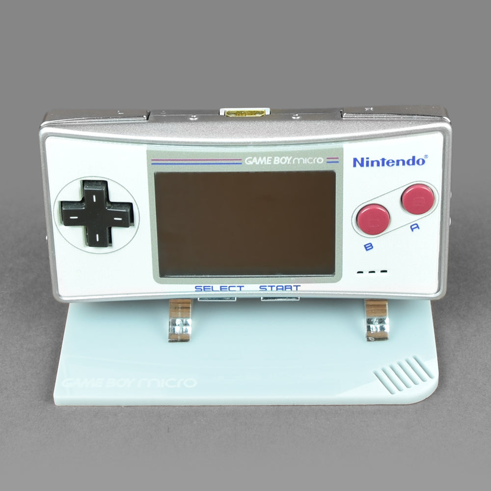 DMG Special Edition Game Boy Micro Display Stand