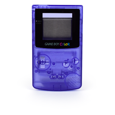 Game Boy Color Replacement Shell - Midnight