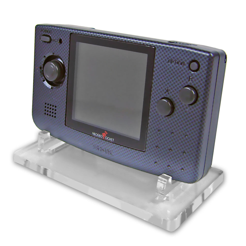 Neo Geo Pocket (Black and White) Display Stand
