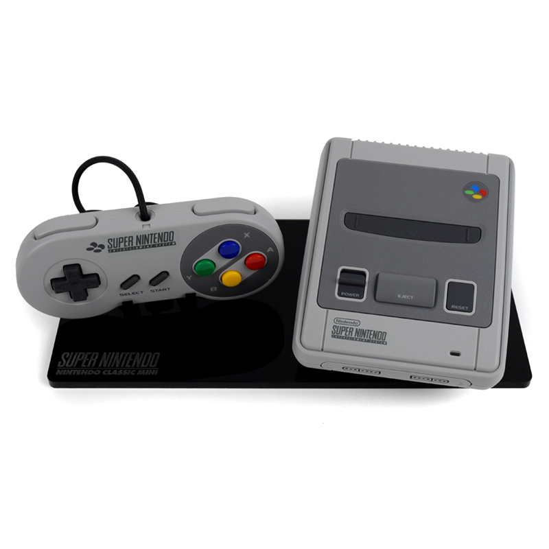 Shelf Candy: SNES Super Nintendo Classic (PAL/European)