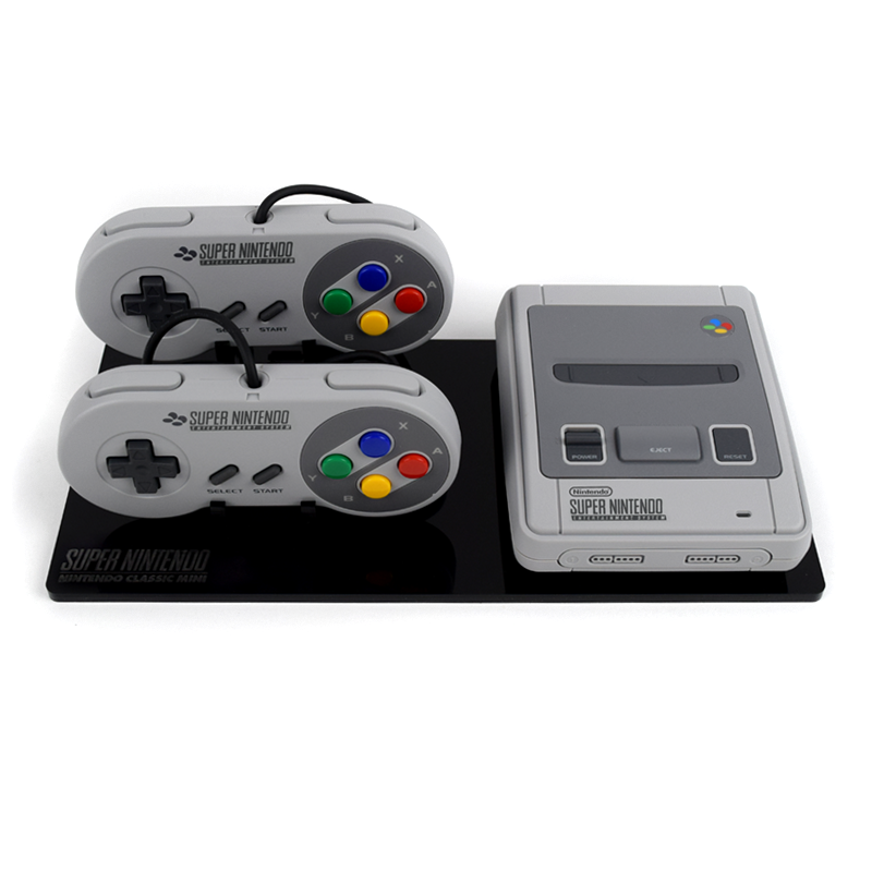 Displai Pro: SNES Super Nintendo Classic (PAL/European)