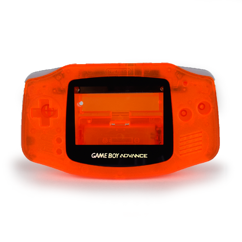 Game Boy Advance Replacement Shell - Clyde