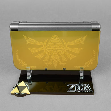 The Legend of Zelda Special Edition New 3DS XL Display Stand - Triforce Heros (Hyrule Edition)