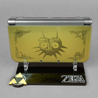 The Legend of Zelda Special Edition Nintendo New 3DS XL Display Stand - Majora's Mask