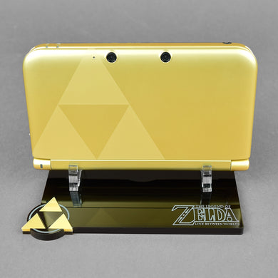The Legend of Zelda Special Edition 3DS XL Display Stand - A Link Between Worlds