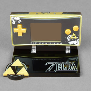 The Legend of Zelda Special Edition Game Boy Micro Display Stand