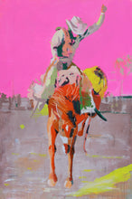 Load image into Gallery viewer, Cowboy Color Study - (Large) 22 x 30""