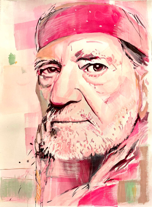 Willie in Pink