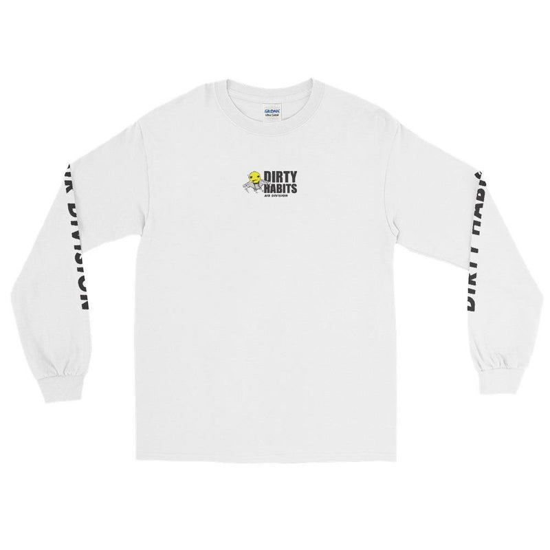 Air Division Long Sleeve T-Shirt White