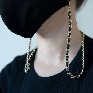 Black Mask Chain - LINKETS