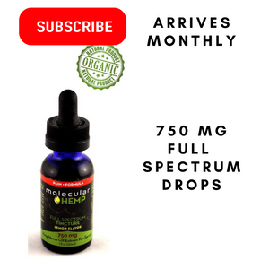 750 mg Pain Plus Formula, Full Spectrum CBD and MCT Oil Tincture, Lemon Flavor-25 mg CBD rich extract per serving