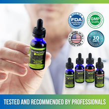 Load image into Gallery viewer, 250 mg PET Formula Full Spectrum CBD and MCT Oil Tincture, Natural Flavor-8 mg CBD rich extract per serving