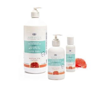 Tested by Twiggzy - Mariposa Biocosmetics - Antibacterial gel 2 in 1 - Grapefruit