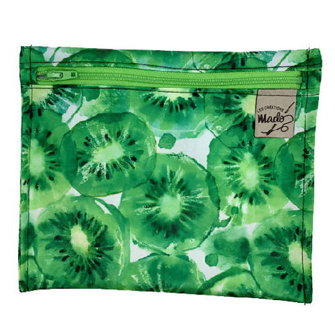 Fruit and Vegetable snack pouches