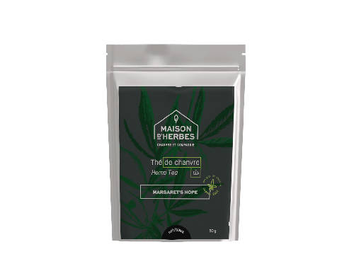 5054 – Black Hemp Tea – Margaret's Hope