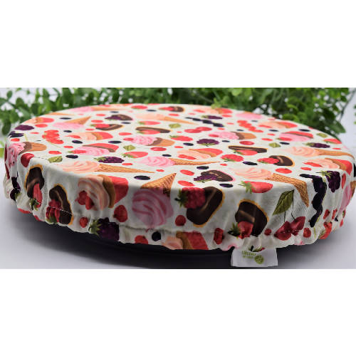 Reusable bowl cover Extra large