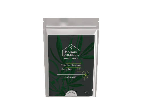 5023 – Chaï Hemp Tea – White Chaï
