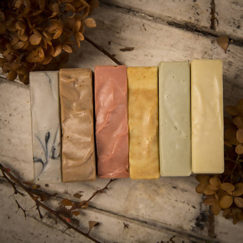 Set of 10 soaps $75