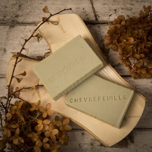 Honeysuckle soap, normal to oily skin prone to acne