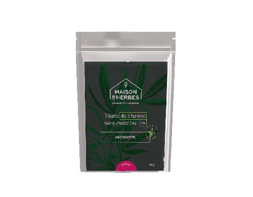 5041 – Hemp Tea – Flu Buster