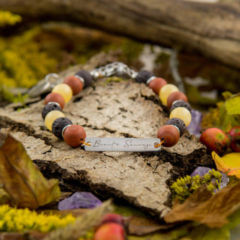 Wild Beauty, Brown bracelet