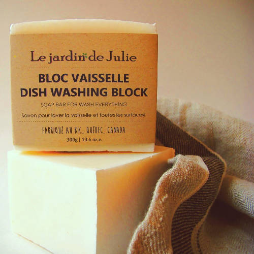 DISH WASHING BLOCK™