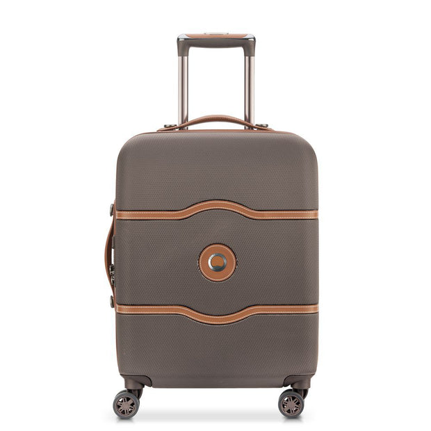 Valise cabine DELSEY Chatelet Air Slim CHOCOLAT