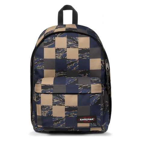 Sac à dos Eastpak Out Of Office CAMOPATCH NAVY