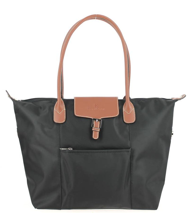 Sac shopping Hexagona Gilance-noir multi