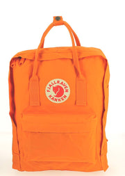 Sac à dos FJALLRAVEN Kanken Burnt Orange Face