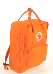 Sac à dos FJALLRAVEN Kanken Burnt Orange Coté