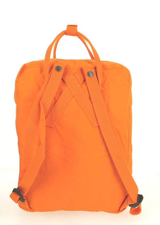 Sac à dos FJALLRAVEN Kanken Burnt Orange Dos