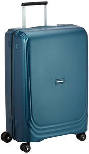 Valise Moyenne SAMSONITE OPTIC SPINNER VERT METAL face