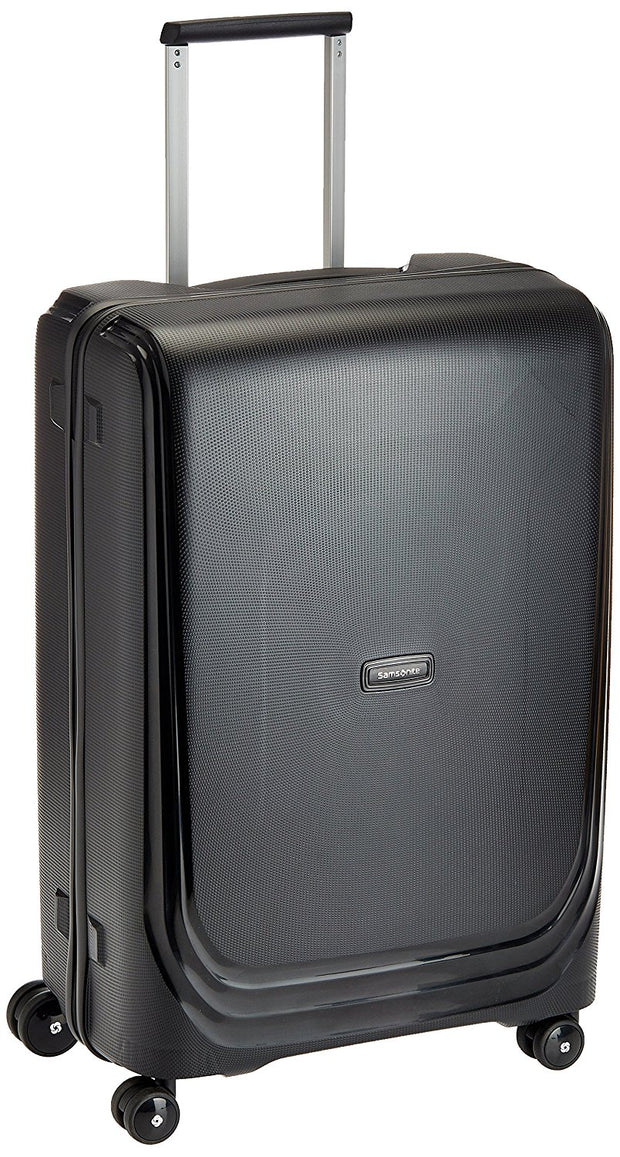 Valise Moyenne SAMSONITE OPTIC SPINNER NOIR METAL