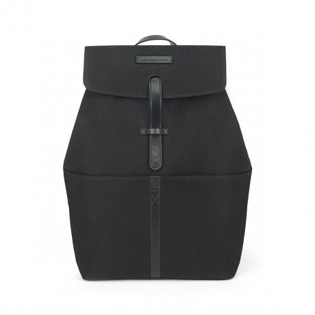 "Sac a dos Copenhagen ""all Black"" KAPTEN AND SON face"