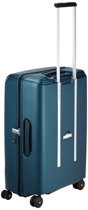 Valise Moyenne SAMSONITE OPTIC SPINNER VERT METAL