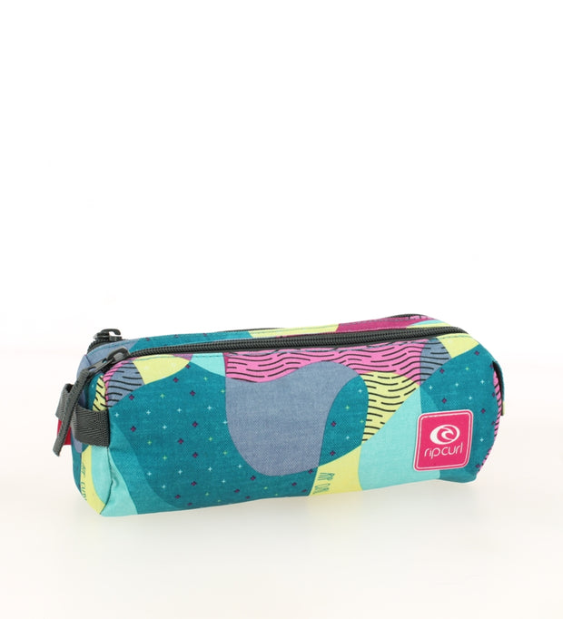 Trousse 2 compartiments Rip Curl Camo PC 2CP Multico face