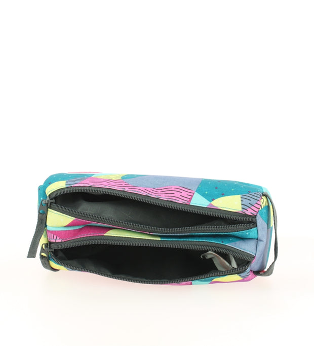 Trousse 2 compartiments Rip Curl Camo PC 2CP Multico interieur