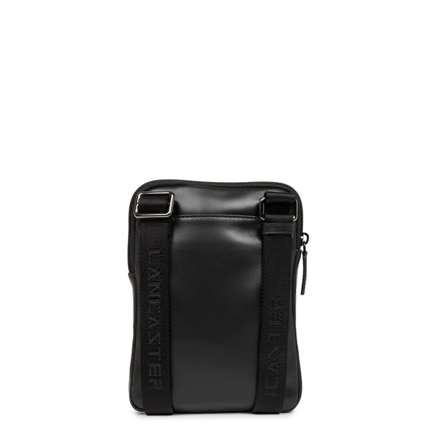 SACOCHE CUIR LANCASTER CAPITAL TABLETTE 7""