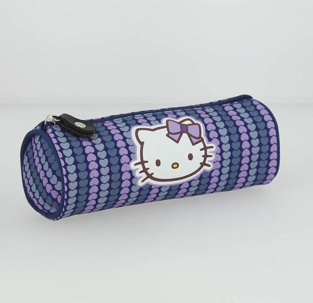 trousse hello kitty HPC20009 Bleu FACE