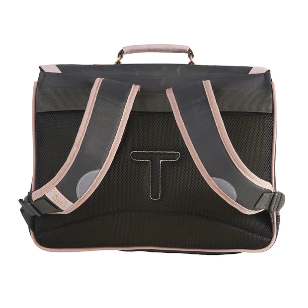 TANN'S Cartable 38 cm Blush Bronze DOS